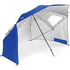 amazon com sport brella portable all weather and sun umbrella 8