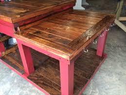 Pallet Kitchen Island Recycled Pallet Kitchen Island Pallet Furniture Plans
