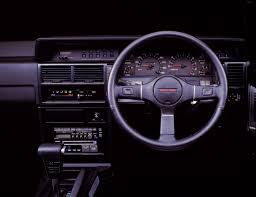 Nissan Skyline Interior 1986 Nissan Skyline Gts X Simple Great Looking And Practical