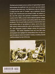 Burlap Rugs Rug Hooking In Maine 1838 1940 Mildred Cole Peladeau