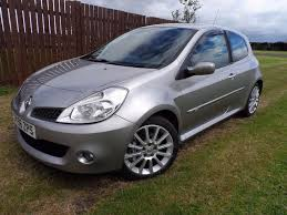 2007 renault clio 197 sport mot 02 04 2018 2 previous owners