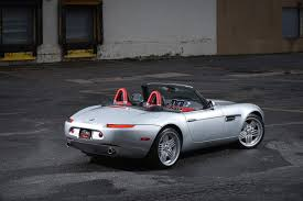 bmw owner 2003 bmw z8 62049 alpina silver red one owner with just 9000