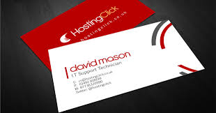 It Technician Business Card Why You Need A Decent Business Card 4 Compelling Reasons