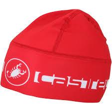 amazon com castelli viva thermo skully hat black one size