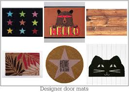 Designer Door by Step On It Best Door Mats For Every Home Budget Fresh Design Blog
