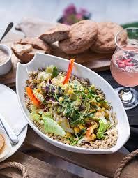 cuisine quinoa fluffy quinoa salad picture of theta cuisine gluten free