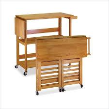 folding island kitchen cart choosing a folding kitchen cart and folding chairs modern