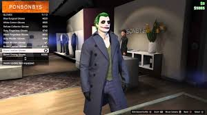 Jokers Halloween Gta V Online Halloween Update How To Become The Joker Youtube