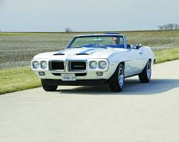 Who Is Pontiac Rare Air 1969 Pontiac Firebird Trans Am A One Of Hemmings