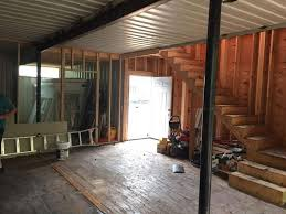 one of first san antonio container homes nearing completion in