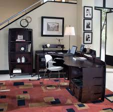 Homes Decorated Home Office Setup Room Decorating Ideas Desk Design For Small