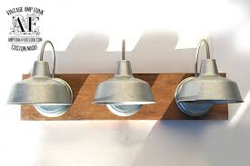 industrial bathroom light fixtures beautiful industrial bathroom lighting industrial vanity light