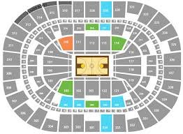 moda center seating chart seating chart for moda center