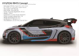 hyundai supercar hyundai rm15 and enduro concepts at seoul 2015 by car magazine