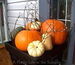 decorate for fall not halloween diy to last all season autumn
