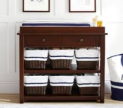 Brown Changing Table Universal Changing Table Topper Set Pottery Barn