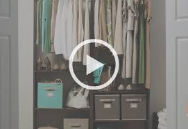 how to build a closet organizer at the home depot