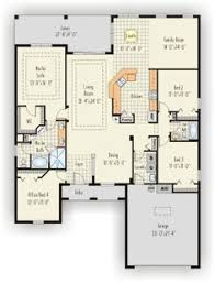 Floor Plans With Measurements Spanish Mission Style House Plans Spanish Style Homes Floor