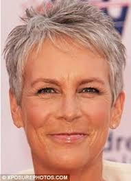 how to get the jamie lee curtis haircut judi dench hair google search chemo hair styles pinterest