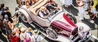 automobilia vintage car parade tremains adw napier eventfinda