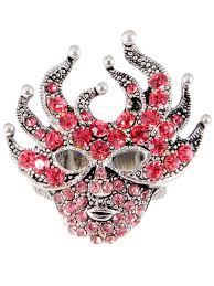new orleans masquerade masks new orleans masquerade harlequin mask mardi gras pink