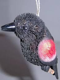 brushart bristle brush buri animals and hanging ornaments