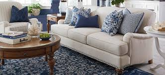 livingroom sofas fabric sofas and couches by bassett home furnishings