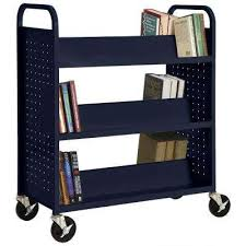 Blue Bookcases Modern Blue Bookcases Home Office Furniture The Home Depot