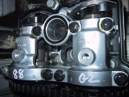 is the 09 valve clearance the same as previous years kx250f