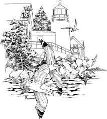 coloring pages for landscapes adult landscape coloring pages printable get coloring pages