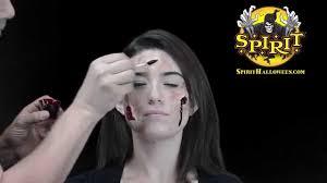 voodoo doll costume spirit halloween night stalker makeup tutorial spirit halloween youtube