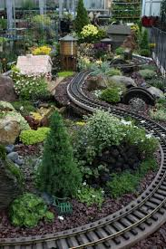 Garden Railroad Layouts 99 Best Garden Railroad Images On Pinterest Model Trains Garden