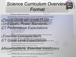 science 5th grade testing cmt curriculum ppt download