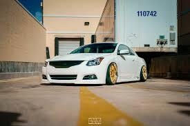 nissan altima coupe build your own bagged altima barneydasquint youtube
