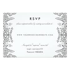 Online Invitations With Rsvp Wedding Invitations Rsvp Cards Online Yaseen For