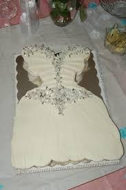 cupcake wedding dress cake that matches bride u0027s dress bridal