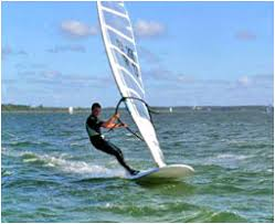 Windsurfing in Trincomalee – an east coast treat