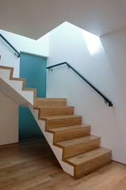 oak and plaster stair stairs pinterest staircases basements