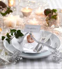 White Christmas Table Decorations by Amazing Christmas Table Decoration Ideas