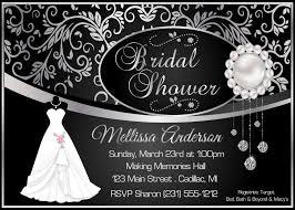 and black wedding invitations wedding invitation ideas wedding shower invitations matched
