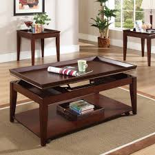 coffee table coffee tables the brick table that raises up to