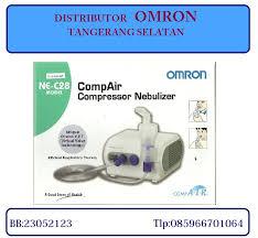 Masker Uap toko jual nebulizer omron ne c28 distributor omron tangerang