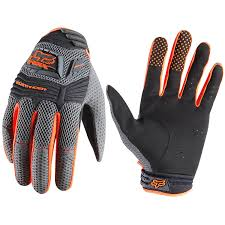 motocross mountain bike fox racing sidewinder mountain bike gloves for men and women