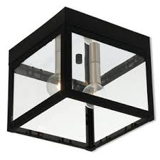 Outdoor Flush Mount Ceiling Light Outdoor Flush Mount Lights You U0027ll Love Wayfair