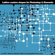 Home Designer Pro Lattice Lattice Custom Shapes For Photoshop And Elements Inc Links Nodes