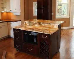 The Orleans Kitchen Island With Marble Top by Orleans Kitchen Island Marble Top Modern Kitchen Furniture