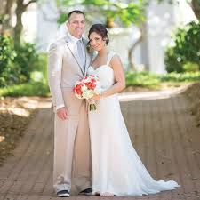 wedding dresses panama city fl a bright wedding in panama city fl