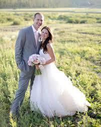 Weddings In Colorado A Pink Rustic Wedding In A Barn In Colorado Martha Stewart Weddings