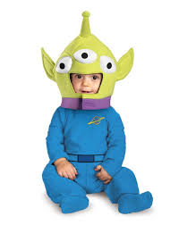 Toy Story Halloween Costumes Toy Story Alien Disney Toys Baby Costumes