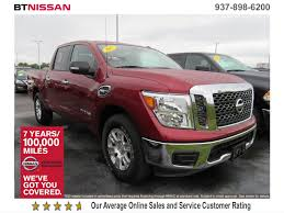 nissan titan keyless entry certified pre owned 2017 nissan titan sv crew cab pickup in